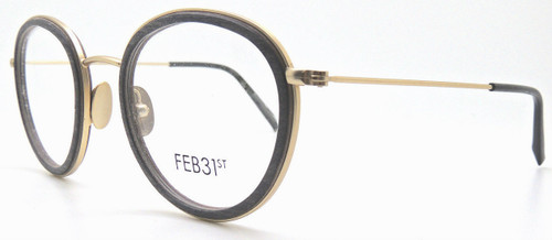 FEB 31st NICO Handmade artisan wooden spectacles from The OLd GLasses Shop Ltd