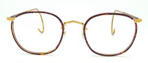 Vintage Savile Row Beaufort Quadra Glasses By Algha Works