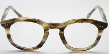 Frame Holland 783 Quadra Shaped Glasses At www.theoldglassesshop.co.uk