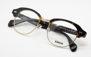 Classic Sixties style specs from Les Pieces Uniques