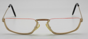 Ferrari F-16 Half-Rim Reading Glasses At The Old Glasses Shop