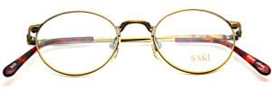 Saki 570 AGD eye wear at The Old Glasses Shop Ltd