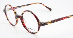 Anglo American 400 TOWR True Round Acrylic Glasses At www.theoldglassesshop.co.uk