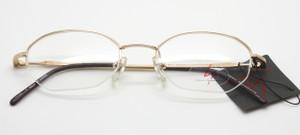 Yoji Yamamoto 0002 Off Gold frames from www.theoldglassesshop.co.uk