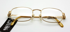 Jean Paul Gaultier 6107 glasses from The Old Glasses Shop Ltd