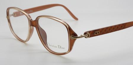 Vintage Christian Dior 3006 Large Eye Glasses At www.theoldglassesshop.com