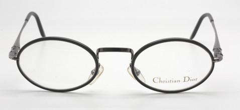 Christian Dior 2055 Vintage Oval Frames At The Old Glasses Shop