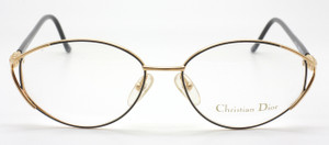 Vintage Christian Dior 3525 Glasses At www.theoldglassesshop.com