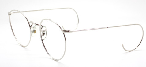 Vintage Curlside Spectacles By Savile Row At The Old Glasses Shop