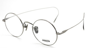 Lightweight Titanium Round Spectacles By Les Peices Uniques At www.theoldglassesshop.com