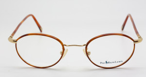 Round style glasses by Ralph lauren