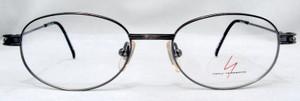 Yohji Yamamoto 6107 medium grey vintage designer frames
