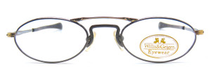 Willis and Geiger eyeglass frames