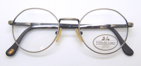 WILLIS and GEIGER Round Style Outfitter 2 AP prescription glasses www.theoldglassesshop.com