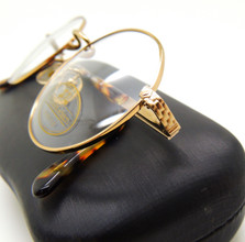 Round eyeglasses by Willis and Geiger from www.theoldglassesshop.co.uk