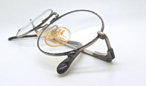 Willis and Geiger vintage eyewear Traveler 1 demi grey from www.theoldglassesshop.com