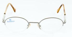 B8787 Matt Silver Burberry Glasses