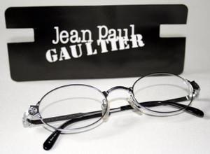 JPG by Gaultier 5104 Silver Vintage Eyeglasses