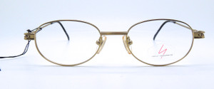 Vintage Style Oval frame By Yohji Yamamoto Frames At The Old Glasses Shop