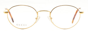 Gucci 2612 Oval glasses frames