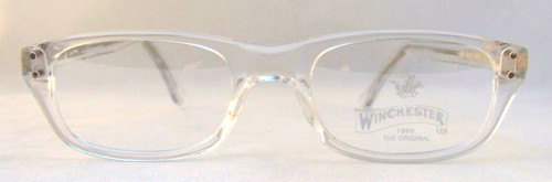 Winchester Mesa vintage designer clear acrylic frames