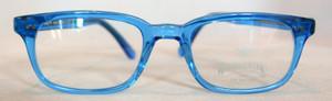 Winchester Sequoia Vintage Designer Bright Blue Acrylic Frames