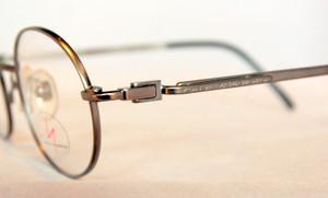 YAMAMOTO Design Japan 6103 Grey Retro Eyewear