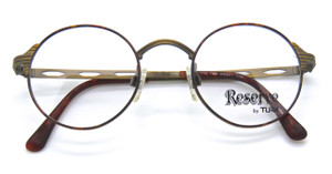Round Glasses by Tura Vintage Designer Round Spectacles 775
