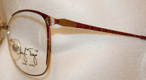 Cheryl Tieg Vintage Designer Eyewear