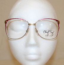 Cheryl Tieg by Welling Eyewear Genuine Vintage Designer Frames