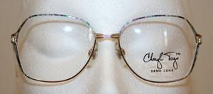 Cheryl Tieg by Welling Eyewear Genuine Vintage Womens Designer Frames