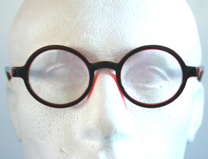 Round glasses from The Old Glasses Shop