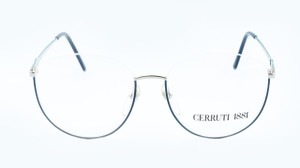 Cerruti 1881 Large half rim glasses