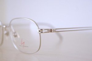 Yamamoto genuine vintage eyewear Individual Brackets and Double Effect Arms