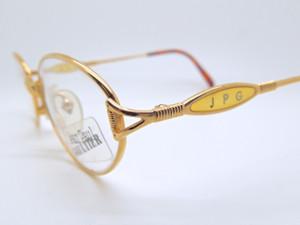 Gold Plated Jean Paul Gaultier Eyewear Frames from www.theoldglassesshop.co.uk
