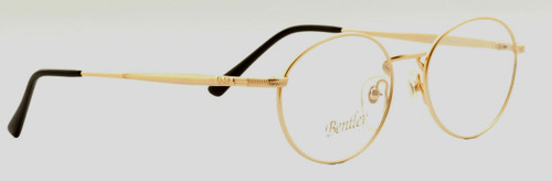 Bentley m26 Vintage gold eyewear from www.theoldglassesshop.co.uk