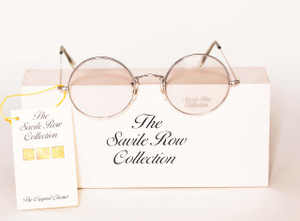 OSRC7 Savile Row vintage frames from The Old Glasses Shop Ltd