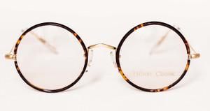 Round eye glasses