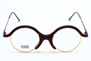 GFF 41 Round Back and Gold Frame