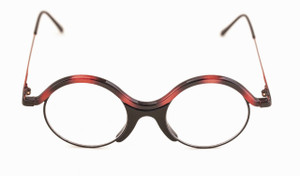 Classic 1980s vintage glasses by Gianfranco Ferre from The Old Glasses Shop