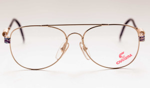 Coil spring design vintage Carrera glasses