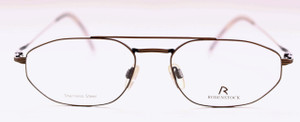 Front View Rodenstock 4160 Aviator Frames