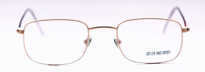 vintage cutler and gross gold frames
