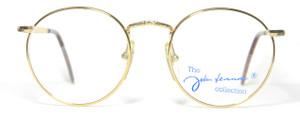 John Lennon JL054049 Gold Panto Frames from The Old GLasses Shop