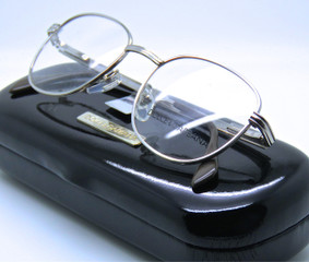 Dolce and Gabbana 306 SIlver frames with Dolce and Gabbana case from The Old Glasses Shop