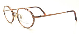 Christian Dior Classic Vintage Glasses 3520 Bronze from The Old Glasses Shop Ltd