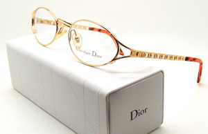 Dior vintage ladies glasses complete with their original case
