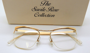 Hand made Savile row frames from www.theoldglassesshop.com