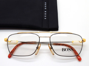 Hugo Boss frames with a branded soft pouch