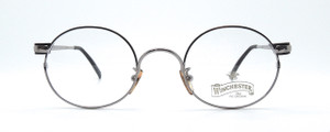Winchester Old Style Y/20 round prescription glasses from The Old Glasses Shop Ltd